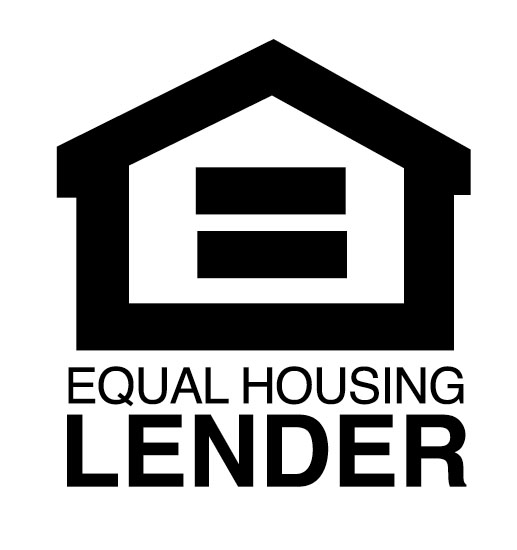 We are an Equal Housing Lender.